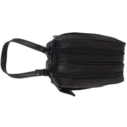 Unisex Wrist Strap Bag From The Lorenz Range