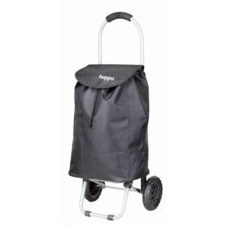 Small Folding Wheeled Shopping Trolley From The Hoppa Range 35L Volume