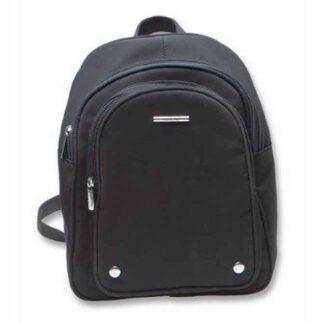Lightweight Micro-Fibre Mini Rucksack Handbag from the Lorenz Collection
