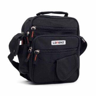 Compact, hard wearing multi purpose bag by Lorenz