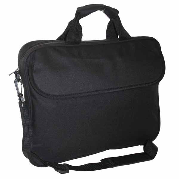 """15"""" Black Laptop Bag"""