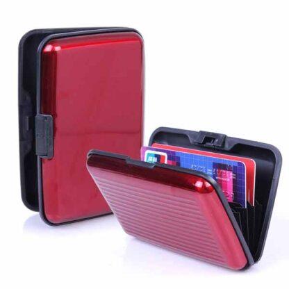 Unisex Hard Shell Wallet / Credit Card Holder