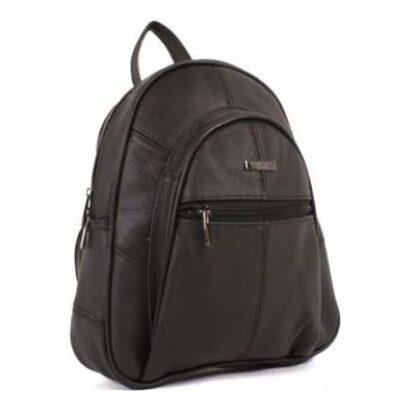 Cowhide Leather Rucksack Handbag From Lorenz