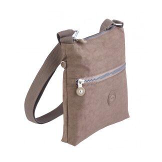 Lightweight, Soft Nylon Crossbody/Shoulder Bag from Lorenz