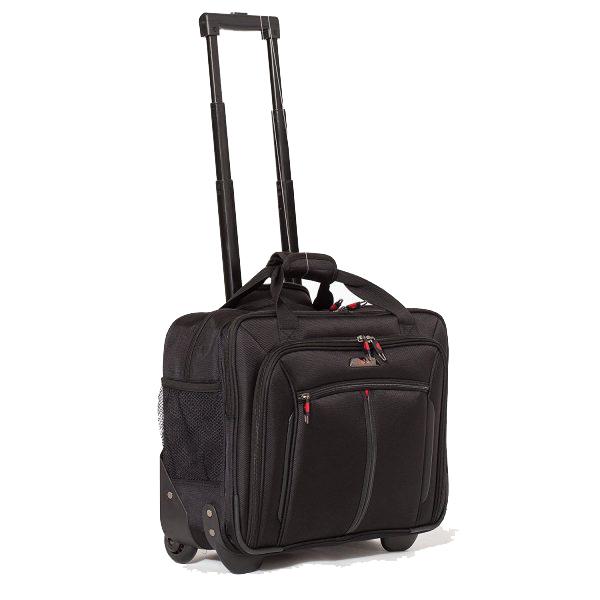 Stylish Business Bag on Wheels by Aerolite
