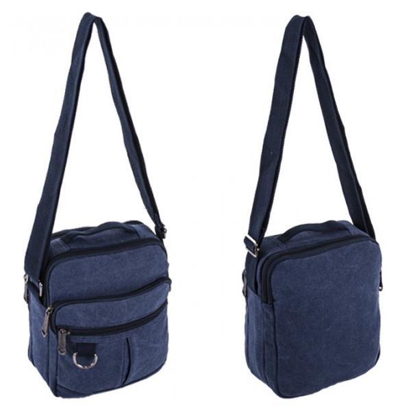 Canvas Crossbody/Shoulder Bag