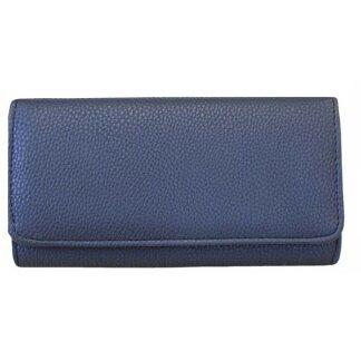 Smart Bi-Fold Classic Faux Leather Purse